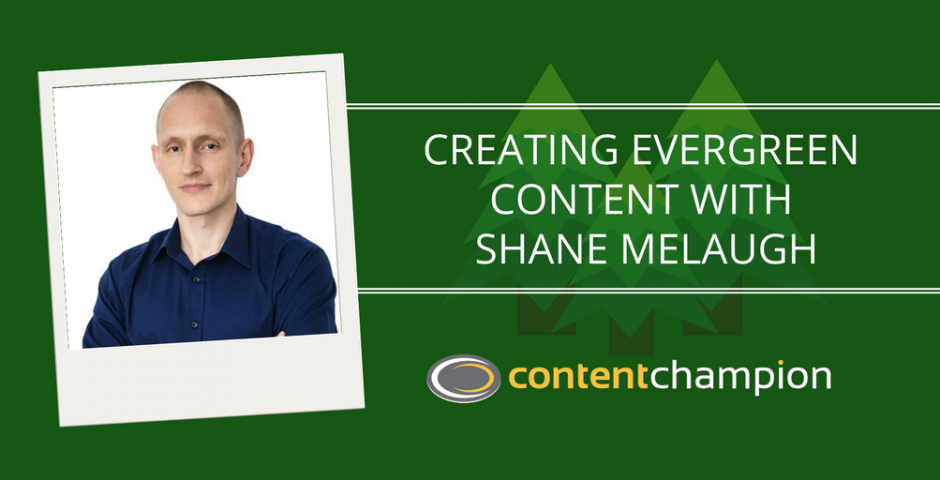 Shane Melaugh of Active Growth