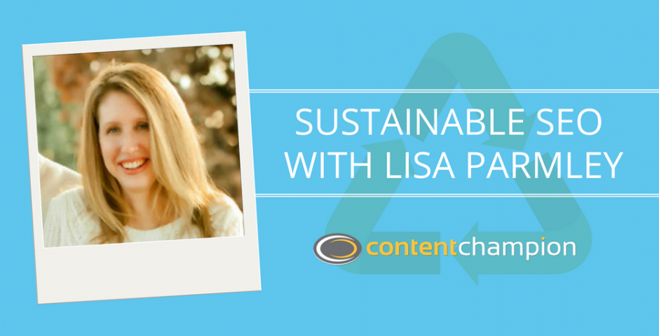 Lisa Parmley sustainable SEO