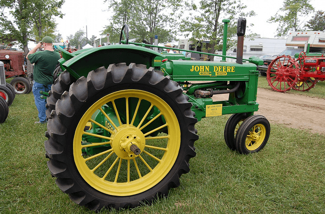 John Deere content marketing