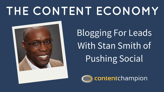 blogging for leads
