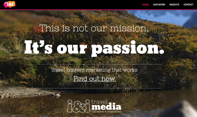 I&I Travel Media