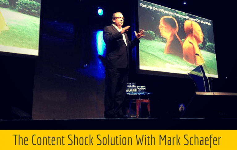 content shock solution