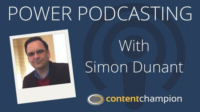 CC 053: Power Podcasting With Simon Dunant of New Rise Digital
