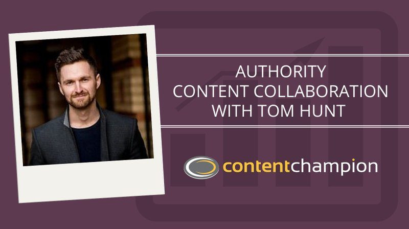 CC 055: Authority Content Collaboration With Tom Hunt of Virtual Valley
