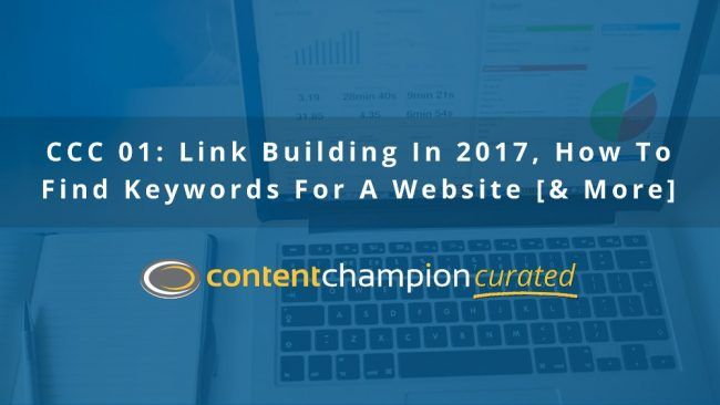 how to build links in 2017