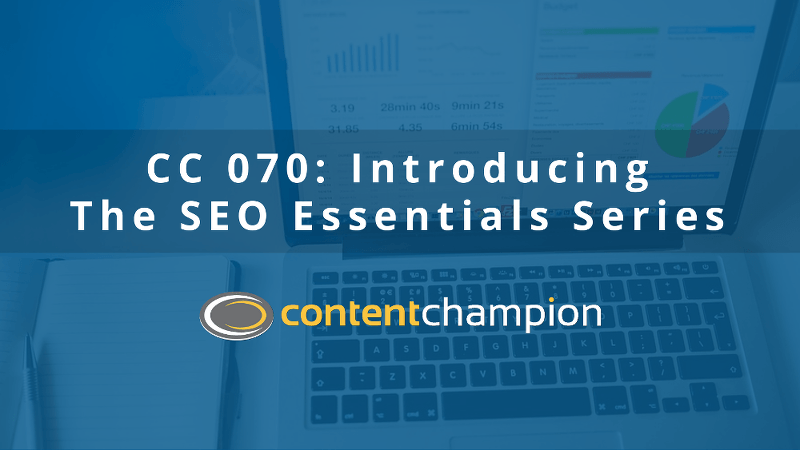 onpage seo essentials