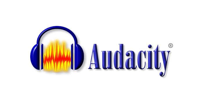 Audacity podcast audio editor