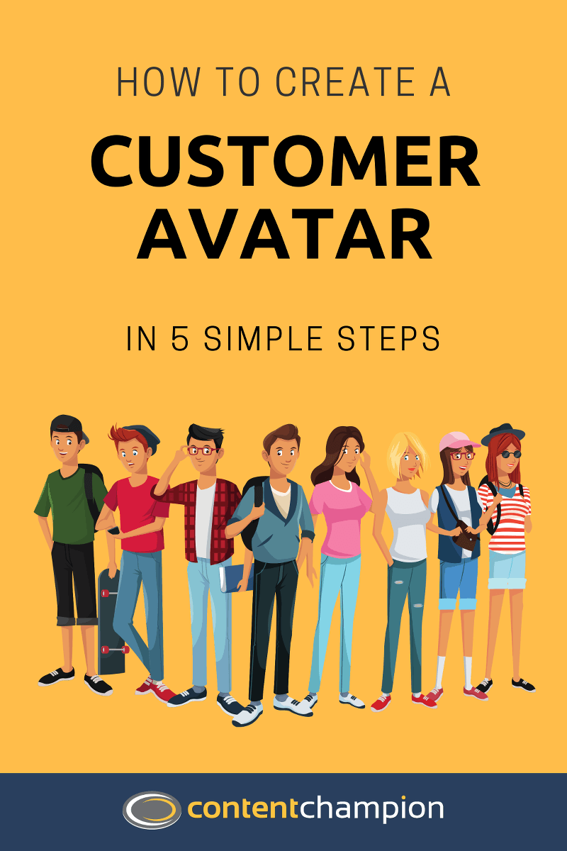 customer avatar