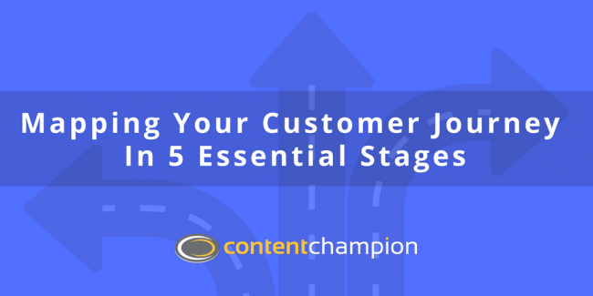 Mapping Your Customer Journey In 5 Essential Stages