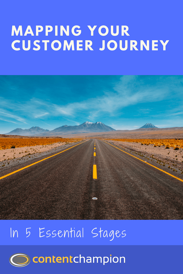 5 steps to map your customer journey