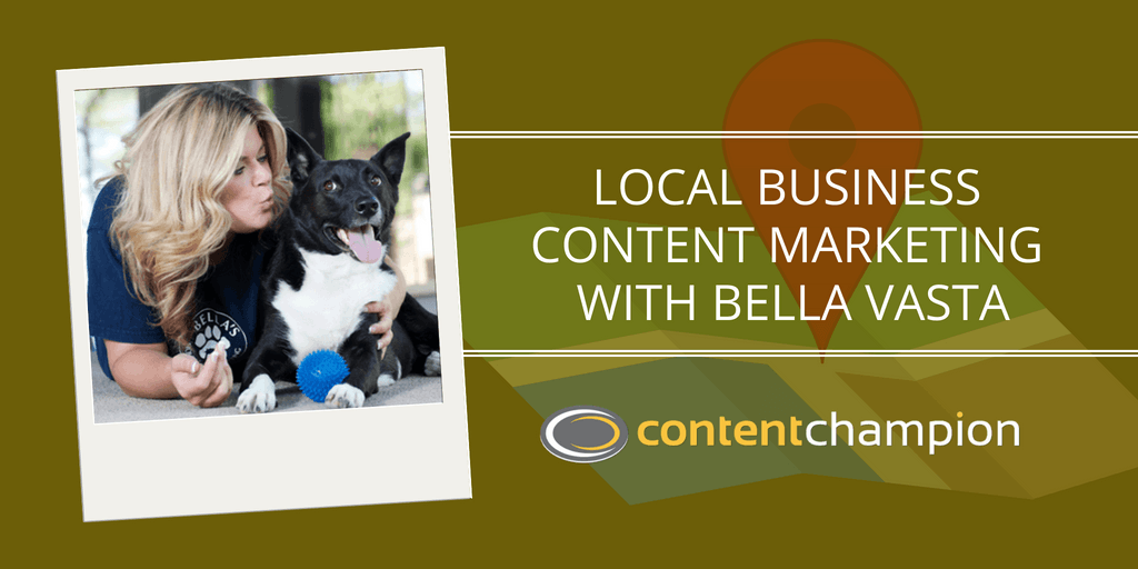 CC 019: Content Marketing Strategies For Small Businesses With Bella Vasta