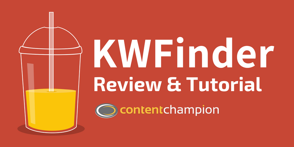 KWFinder Review & Tutorial
