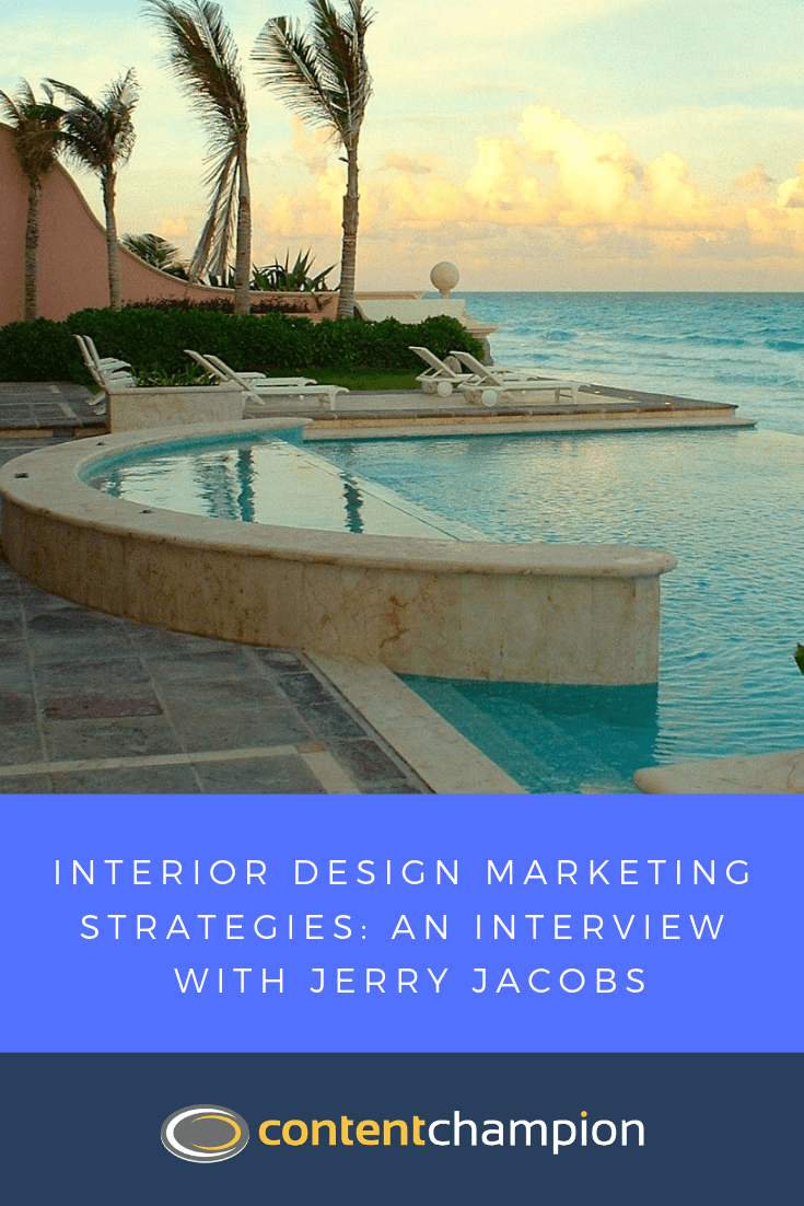 Interior Designer Marketing Pin