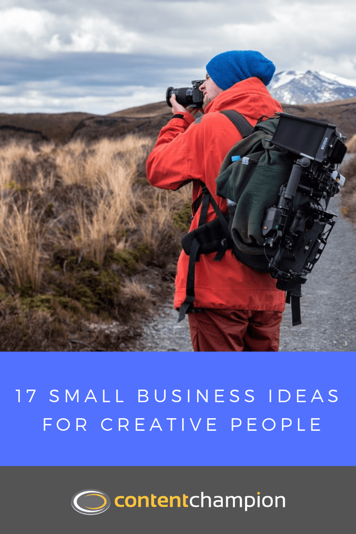small business ideas pin