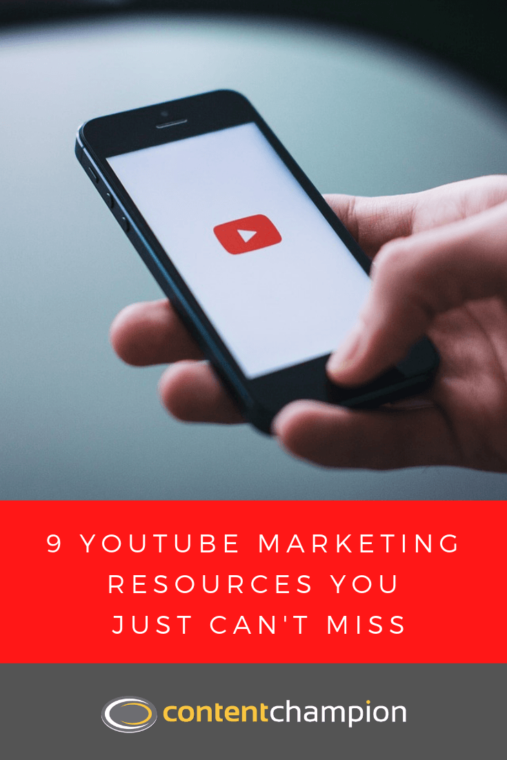 youtube marketing pin