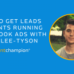 Facebook ads with Lucas Lee-Tyson