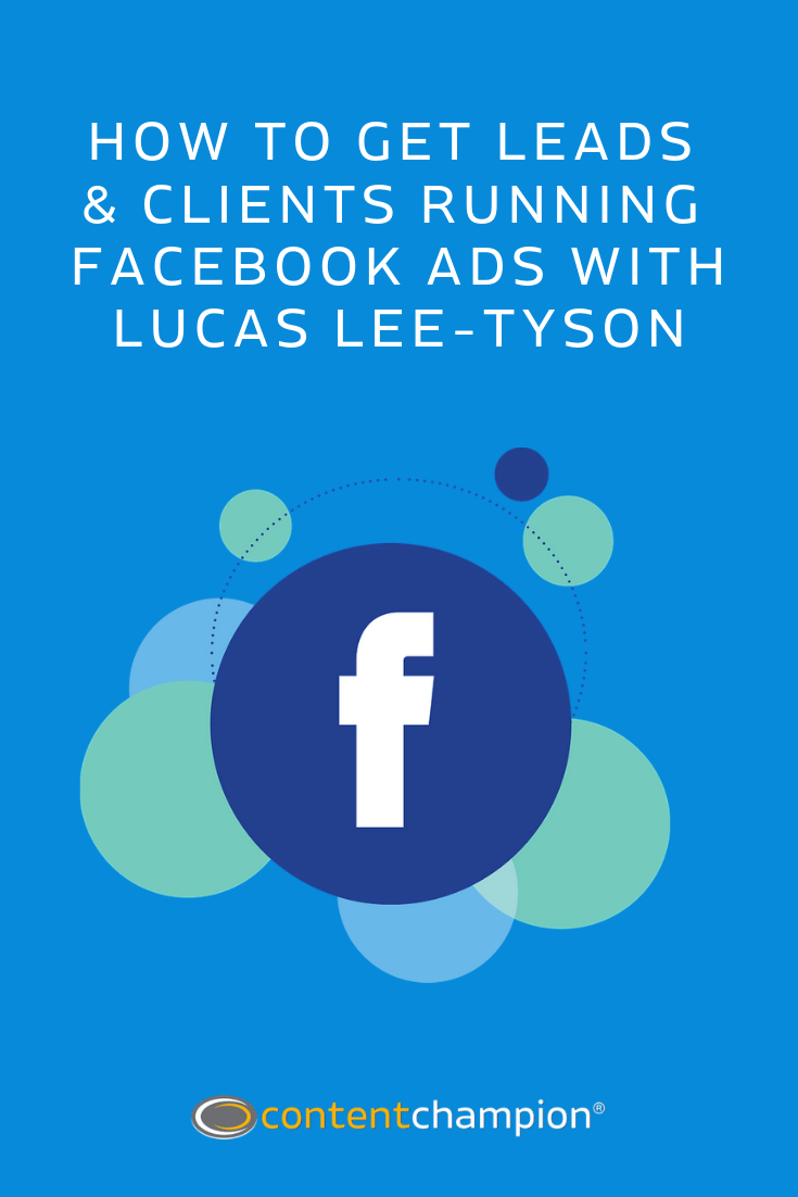 Lucas Lee-Tyson facebook ads pin