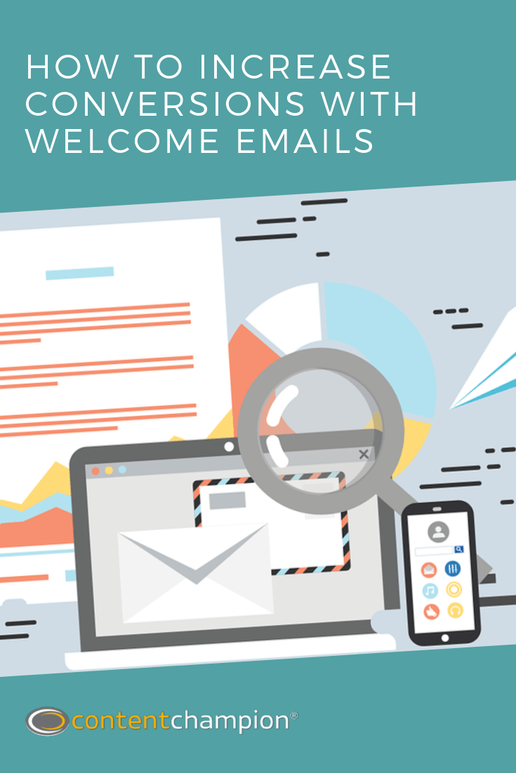 welcome email pin
