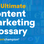 content marketing glossary 2020