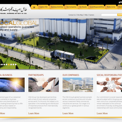 HSA Group Brochure